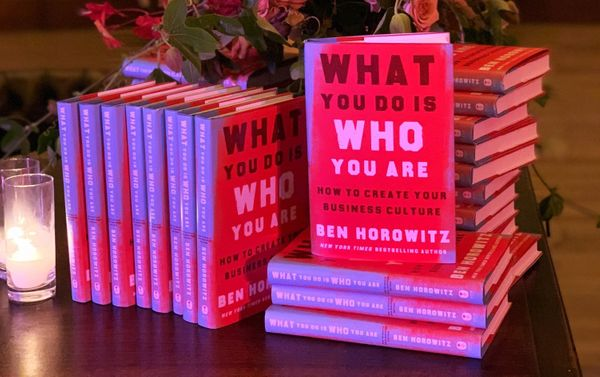 "Cheatsheet: ""What You Do is Who You Are"" by Ben Horowitz"